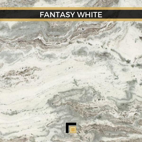 Fantasy White Marble