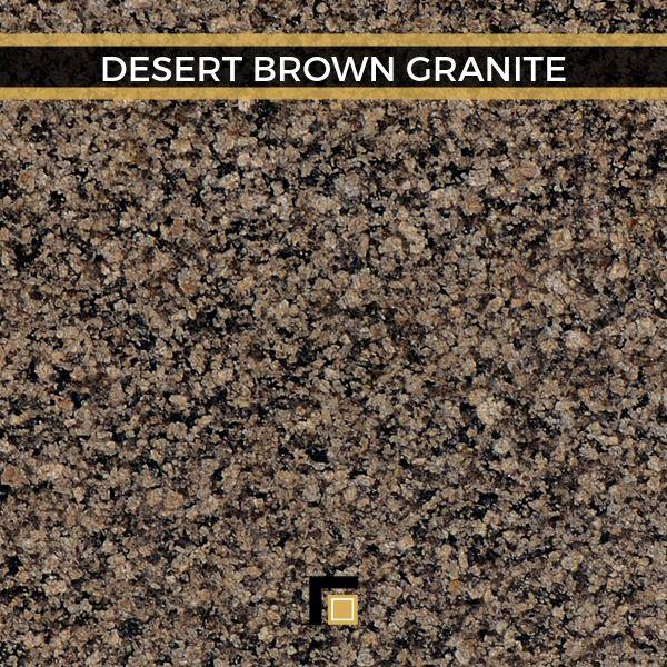 Desert Brown Granite