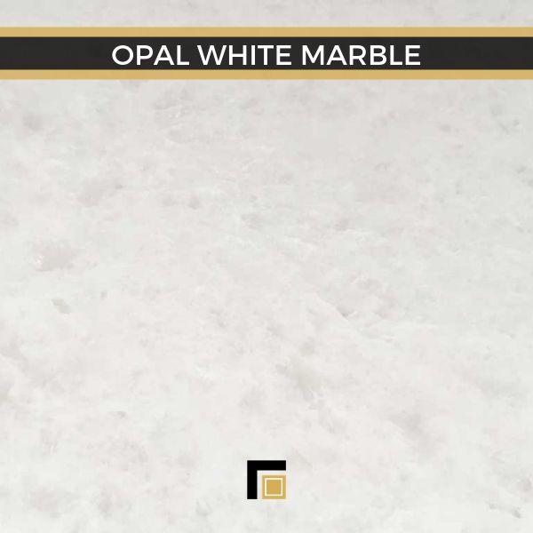 Opal White Marble