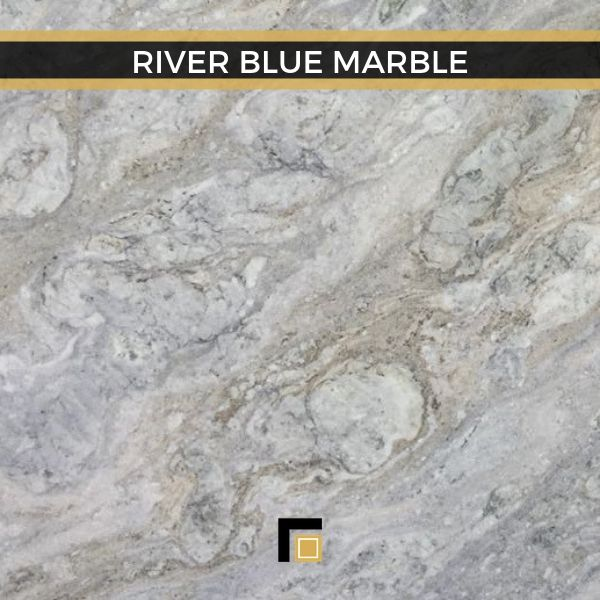 River Blue Marble