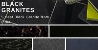 Best Black Granite Hindistan