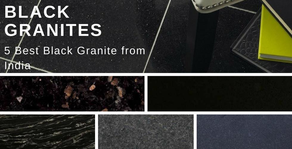 best black granite