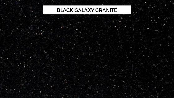 Black Galaxy Granite India