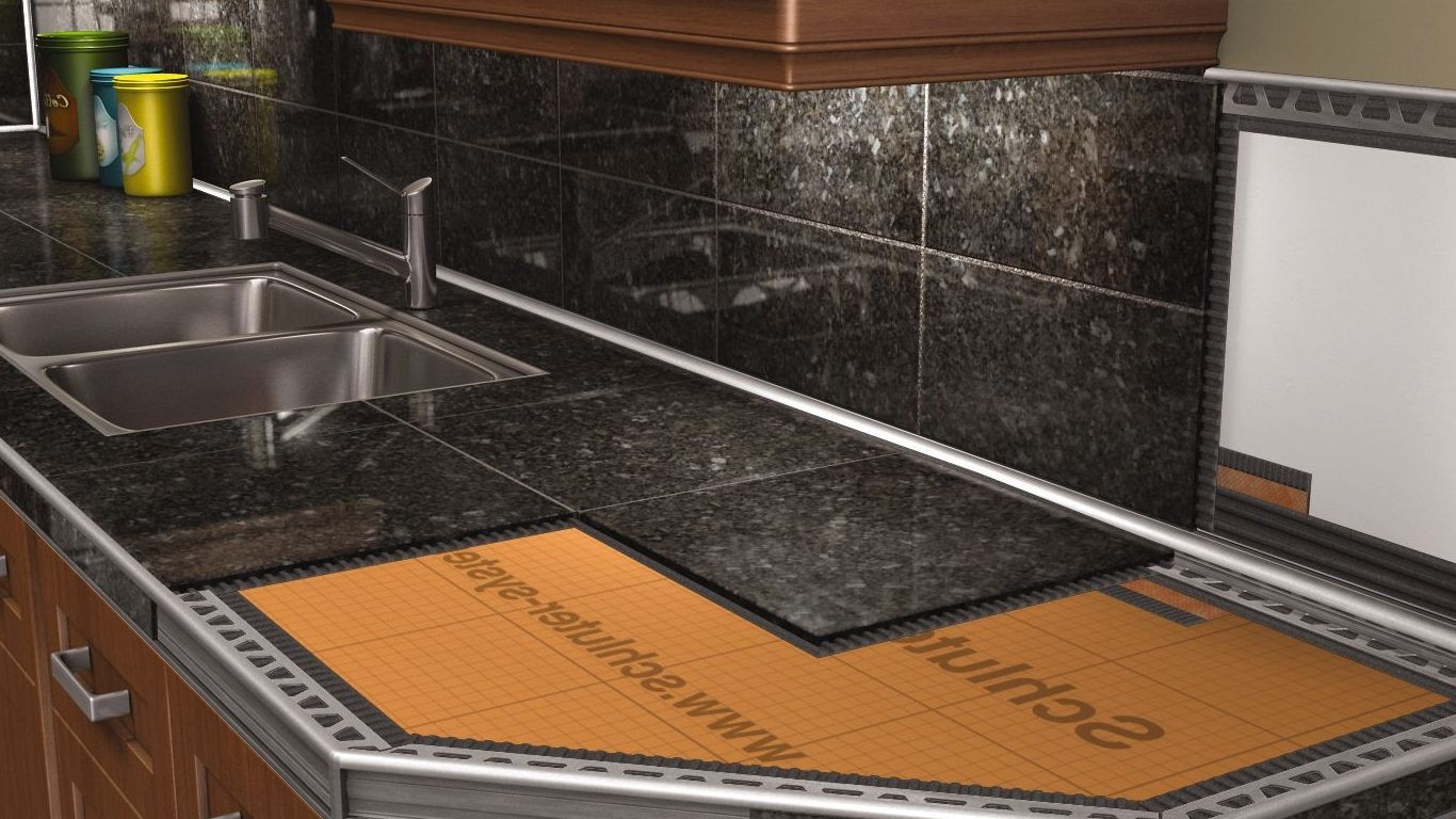 How To Install Granite Tiles Flodeal Inc
