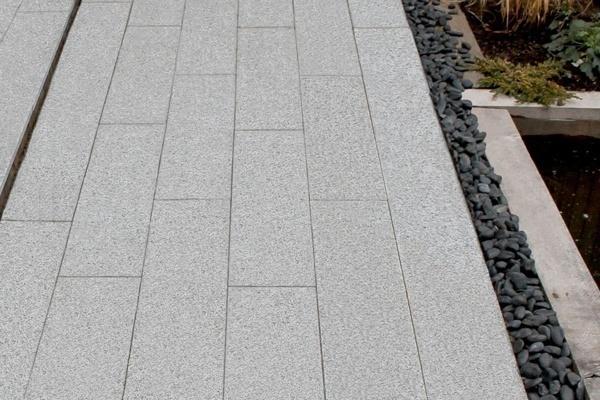 Platinum White Granite Paver