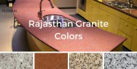 Rajasthan Granitt Colors