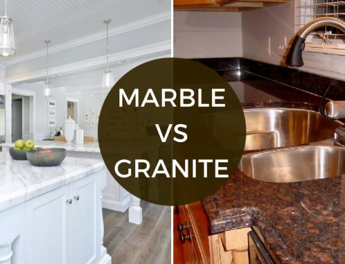 Comparing Marble and Granite