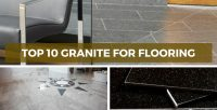 Topp 10 Granitt for Flooring