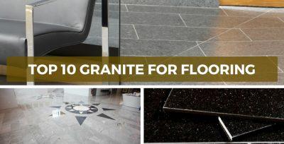 Hàng đầu 10 Granite cho Sàn