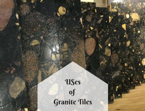 Uporabe Granit Tile