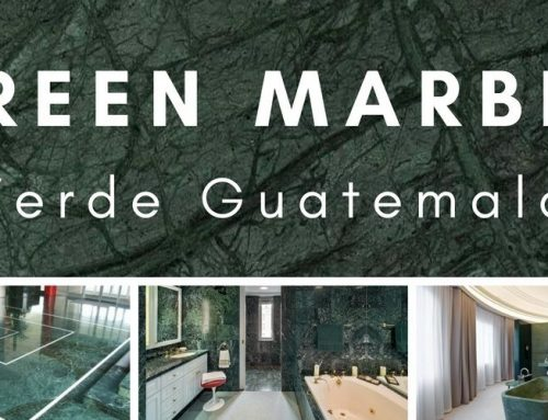 Green Marble Verde Guatemala
