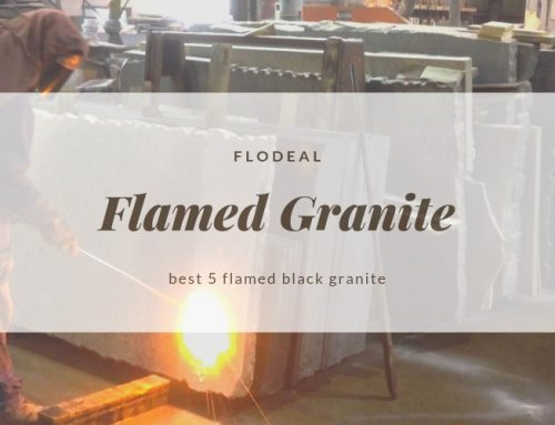 5 Best Flamed svart granitt