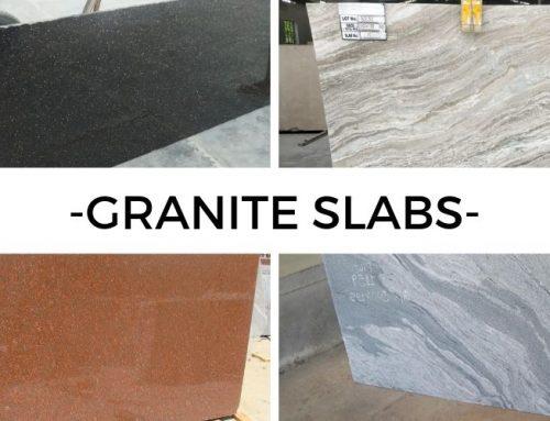What is a Granite Slab
