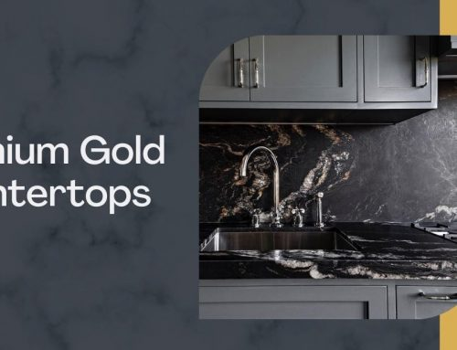 Titanium Gold Countertops