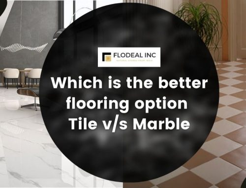 Which is the better flooring option Tile vs Marble