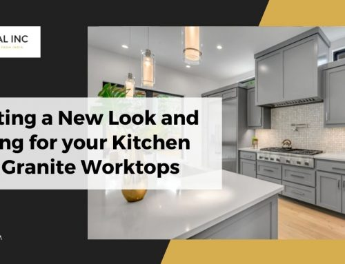 Creating a new look and setting for your kitchen with granite