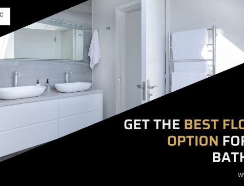 Get the Best Flooring Option for your Bathroom