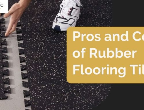 Pros and Cons of Rubber Flooring Tile